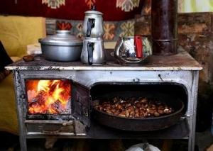 Kuzine soba fırını nasıl kullanılır